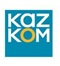 логотип KAZ KOM