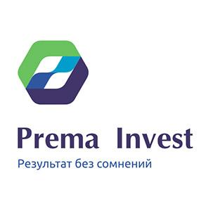 Prema Invest лого