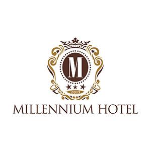 Millenium hotel logo
