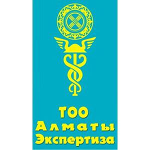 логотип ТОО Алматы Экспертиза
