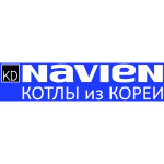 логотип Navien