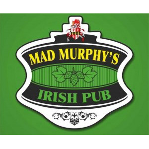 логотип Mad Murphy's Irish Pub