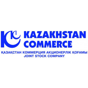 логотип Kazakhstan Commerce